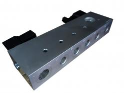 Клапан перегрузочный с монтажной плитой на Kanglim