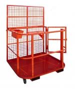 Монтажная платформа (корзина) для вилочных погрузчиков
