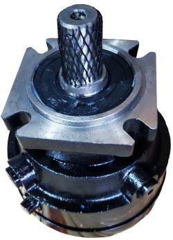 Гидротормоз редуктора поворота колонны